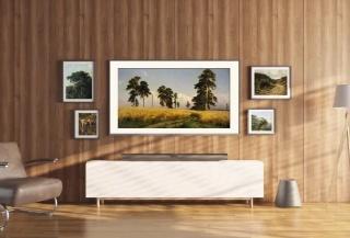 Телевизор картина - умное решение для Вашего интерьера.