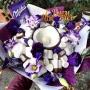 Сладкий букет цветов
