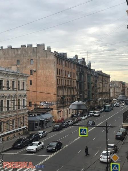 Лето в Санкт-Петербурге