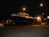 Яхта на Коммуне