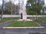 Памятник у штаба Ржевского плигона